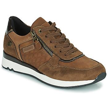 Παπούτσια Γυναίκα Χαμηλά Sneakers Refresh 77718 Brown