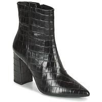 Παπούτσια Γυναίκα Μποτίνια Geox BIGLIANA Black
