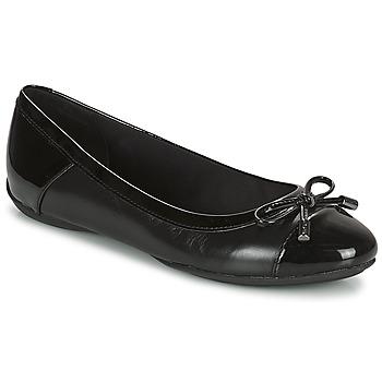 Παπούτσια Γυναίκα Μπαλαρίνες Geox CHARLENE Black
