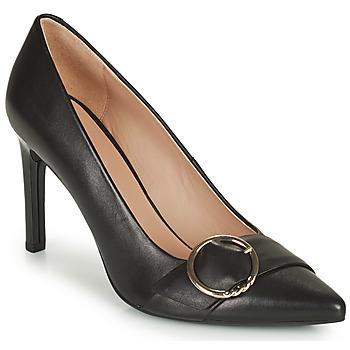 Παπούτσια Γυναίκα Γόβες Geox FAVIOLA Black
