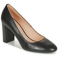 Παπούτσια Γυναίκα Γόβες Geox PHEBY Black