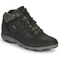 Παπούτσια Άνδρας Μπότες Geox NEBULA Black