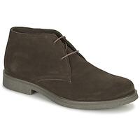 Παπούτσια Άνδρας Μπότες Geox CLAUDIO Brown