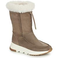 Παπούτσια Γυναίκα Snow boots Geox FALENA ABX Beige