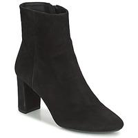 Παπούτσια Γυναίκα Μποτίνια Geox PHEBY 80 Black