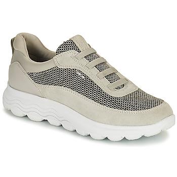 Xαμηλά Sneakers Geox SPHERICA ΣΤΕΛΕΧΟΣ: Δέρμα / ύφασμα & ΕΠΕΝΔΥΣΗ: Συνθετικό και ύφασμα & ΕΣ. ΣΟΛΑ: Ύφασμα & ΕΞ. ΣΟΛΑ: Συνθετικό