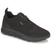 Παπούτσια Άνδρας Χαμηλά Sneakers Geox SPHERICA Black