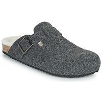 Παπούτσια Γυναίκα Παντόφλες Geox BRIONIA Grey