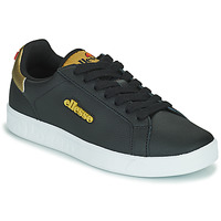 Παπούτσια Γυναίκα Χαμηλά Sneakers Ellesse CAMPO Black