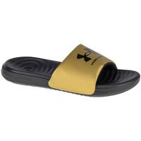 Παπούτσια Γυναίκα σαγιονάρες Under Armour Ansa Fixed Slides Or