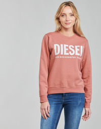 Υφασμάτινα Γυναίκα Φούτερ Diesel F-ANGS-ECOLOGO Ροζ