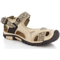 Παπούτσια Γυναίκα Σπορ σανδάλια Kimberfeel ATTICA Beige