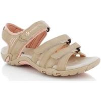 Παπούτσια Γυναίκα Σπορ σανδάλια Kimberfeel DANA Beige