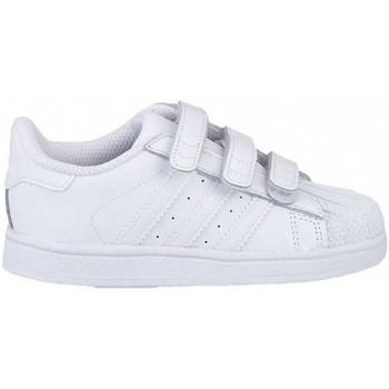 Παπούτσια Παιδί Sneakers adidas Originals Superstar Foundation CF I B25725 Άσπρο