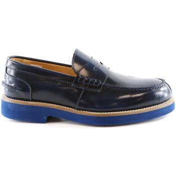 Παπούτσια Άνδρας Μοκασσίνια Exton 2102 Μπλε
