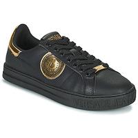 Παπούτσια Άνδρας Χαμηλά Sneakers Versace Jeans Couture  Black