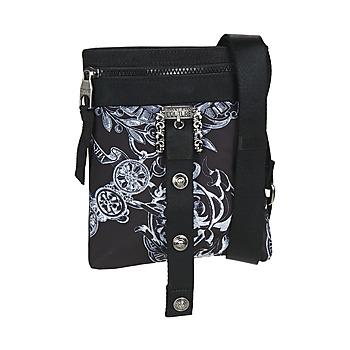 Τσάντες Άνδρας Pouch / Clutch Versace Jeans Couture CHIRO Black / Imprimé / Bandana