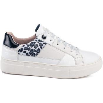 Παπούτσια Γυναίκα Χαμηλά Sneakers Lumberjack SW86612 002 Y44 λευκό