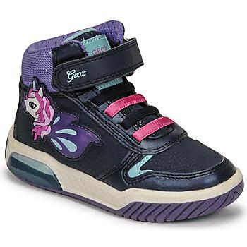Παπούτσια Κορίτσι Ψηλά Sneakers Geox INEK Violet
