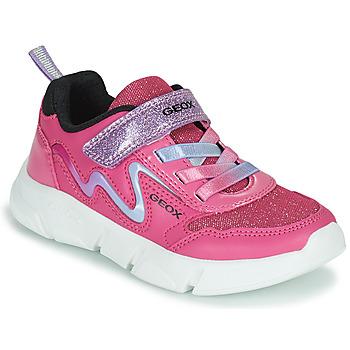 Xαμηλά Sneakers Geox ARIL ΣΤΕΛΕΧΟΣ: Συνθετικό και ύφασμα & ΕΠΕΝΔΥΣΗ: Ύφασμα & ΕΣ. ΣΟΛΑ: Ύφασμα & ΕΞ. ΣΟΛΑ: Συνθετικό