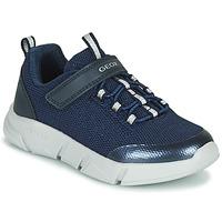 Παπούτσια Κορίτσι Χαμηλά Sneakers Geox ARIL Μπλέ