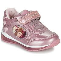 Παπούτσια Κορίτσι Χαμηλά Sneakers Geox TODO Ροζ