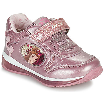 Xαμηλά Sneakers Geox TODO ΣΤΕΛΕΧΟΣ: Συνθετικό και ύφασμα & ΕΠΕΝΔΥΣΗ: Ύφασμα & ΕΞ. ΣΟΛΑ: Καουτσούκ