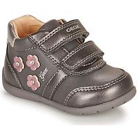 Παπούτσια Κορίτσι Χαμηλά Sneakers Geox ELTHAN Grey