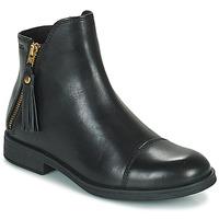 Παπούτσια Κορίτσι Μπότες Geox AGATO Black