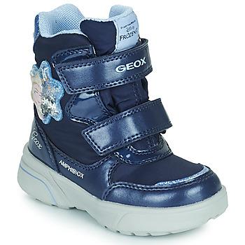 Παπούτσια Κορίτσι Snow boots Geox SVEGGEN ABX Marine