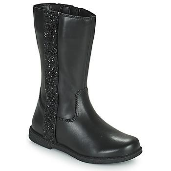 Μπότες για την πόλη Geox SHAWNTEL ΣΤΕΛΕΧΟΣ: Δέρμα βοοειδούς & ΕΠΕΝΔΥΣΗ: Συνθετικό και ύφασμα & ΕΣ. ΣΟΛΑ: Ύφασμα & ΕΞ. ΣΟΛΑ: Καουτσούκ
