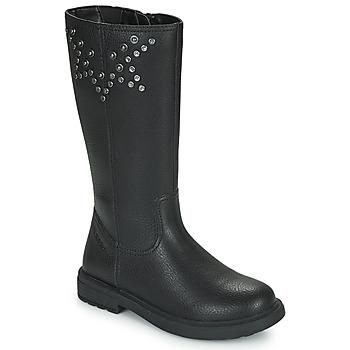 Μπότες για την πόλη Geox ECLAIR ΣΤΕΛΕΧΟΣ: Συνθετικό & ΕΠΕΝΔΥΣΗ: Συνθετικό και ύφασμα & ΕΣ. ΣΟΛΑ: Ύφασμα & ΕΞ. ΣΟΛΑ: Καουτσούκ
