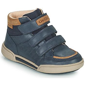 Ψηλά Sneakers Geox POSEIDO