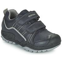 Παπούτσια Αγόρι Μπότες Geox SAVAGE Marine