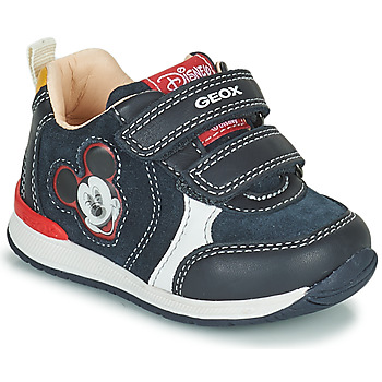 Παπούτσια Αγόρι Χαμηλά Sneakers Geox RISHO Marine