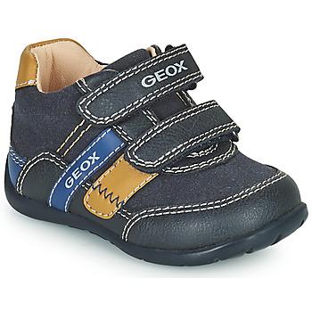 Παπούτσια Αγόρι Χαμηλά Sneakers Geox ELTHAN Marine