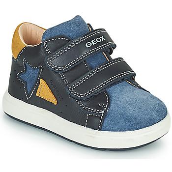 Παπούτσια Αγόρι Χαμηλά Sneakers Geox BIGLIA Marine