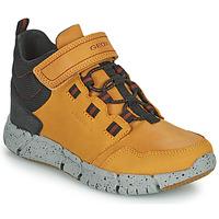Παπούτσια Αγόρι Μπότες Geox FLEXYPER ABX Marron