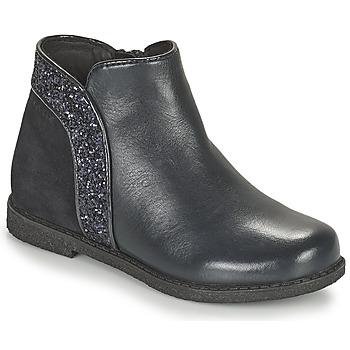 Παπούτσια Κορίτσι Μπότες Geox SHAWNTEL Marine
