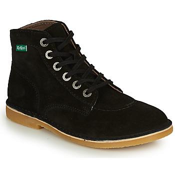 Παπούτσια Γυναίκα Μπότες Kickers ORILEGEND Black