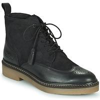 Παπούτσια Γυναίκα Μπότες Kickers OXANYHIGH Black