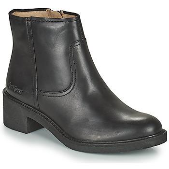 Παπούτσια Γυναίκα Μποτίνια Kickers OXYBOOT Black