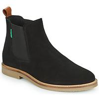 Παπούτσια Γυναίκα Μπότες Kickers TYGA Black