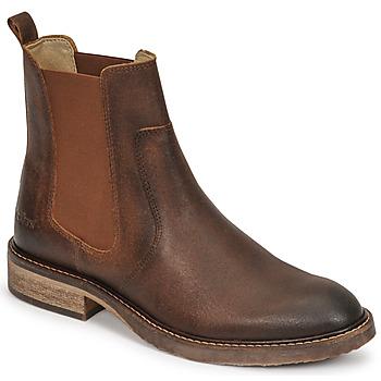 Παπούτσια Γυναίκα Μπότες Kickers ALPHASEA Camel