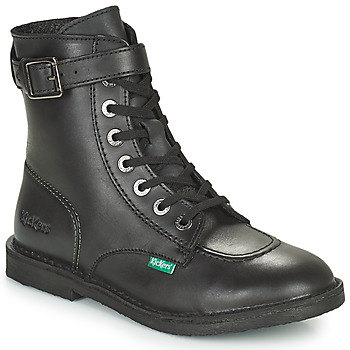 Παπούτσια Γυναίκα Μπότες Kickers KICK TREND Black