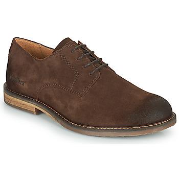 Παπούτσια Άνδρας Richelieu Kickers ALPHAPEN Brown