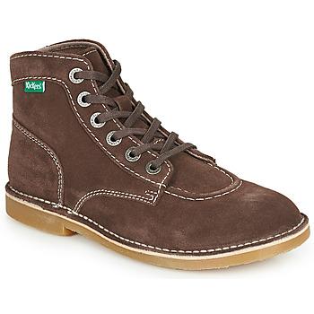 Παπούτσια Γυναίκα Μπότες Kickers ORILEGEND Brown