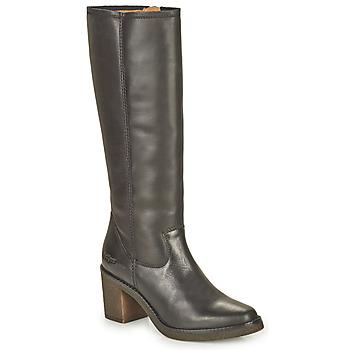 Παπούτσια Γυναίκα Μπότες για την πόλη Kickers AVEDRIM Black