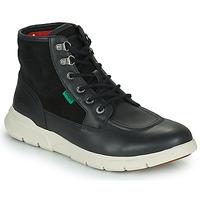 Παπούτσια Άνδρας Μπότες Kickers KICKI HI 4 Black