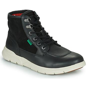 Μπότες Kickers KICKI HI 4 ΣΤΕΛΕΧΟΣ: Δέρμα & ΕΠΕΝΔΥΣΗ: Ύφασμα & ΕΣ. ΣΟΛΑ: Ύφασμα & ΕΞ. ΣΟΛΑ: Καουτσούκ